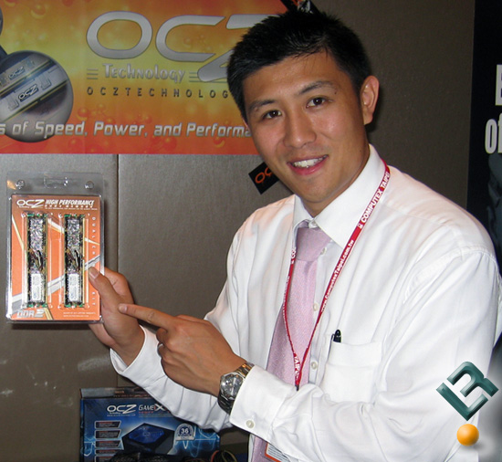 Alex Mei from OCZ Technology
