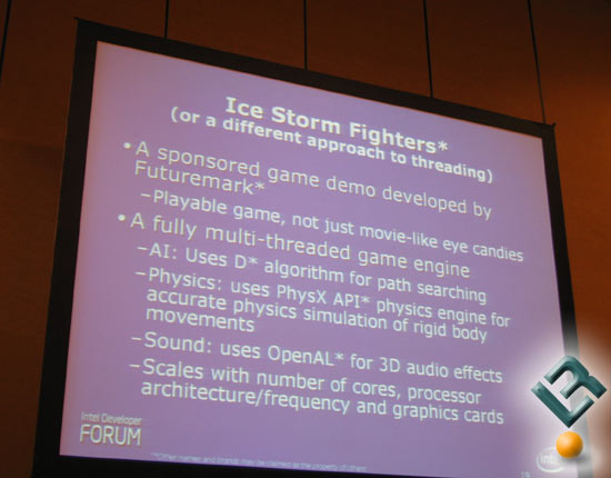 Futuremark: Ice Storm Fighters