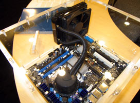 Asetek Low Cost Liquid Cooling