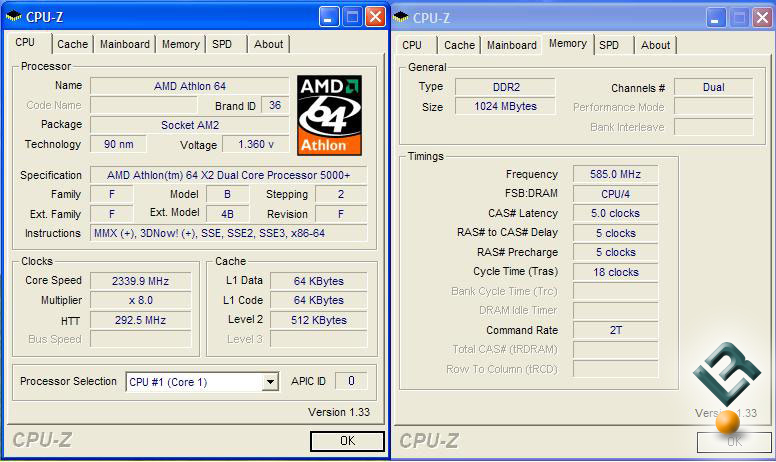 buffalo pc2-8500 overclocking