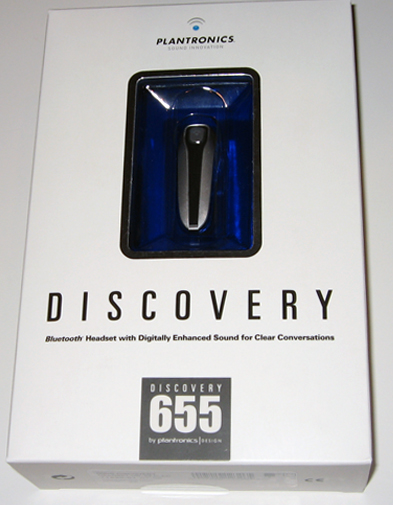 Plantronics Discovery 655 Bluetooth Headset Review