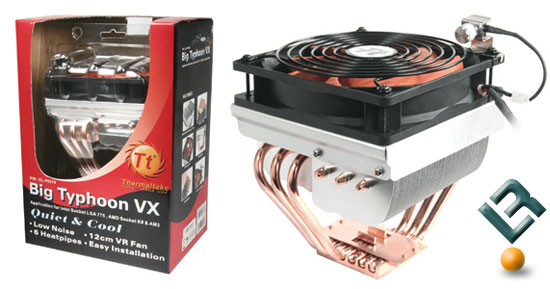 Thermaltake Big Thyphoon VX Retail Box