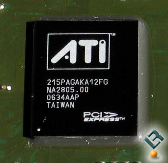 X1650XT Core