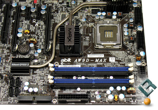 abit AW9D-MAX Motherboard