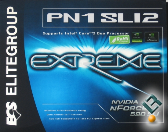 ECS PN1 SLI2 Extreme Motherboard Review