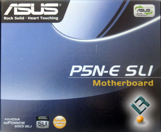 Asus P5N-E SLI Motherboard Review – The 680i Killer