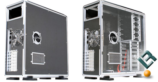 CES 2007 – Ultra Announces the First Carbon Fiber Computer Case