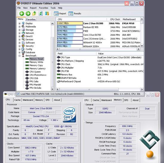 CES 2007 – Corsair Announces PC2-10000 DDR2 Memory