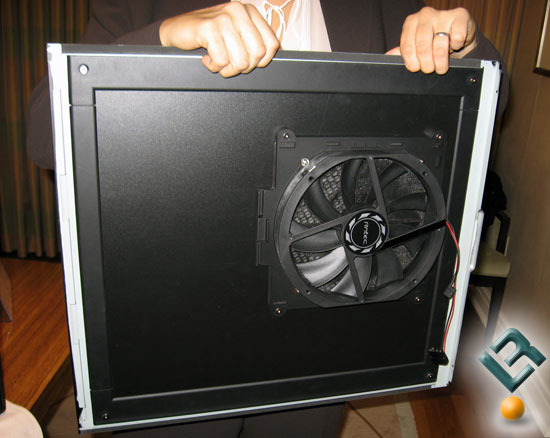 Antec P190 Bigboy 200mm Fan