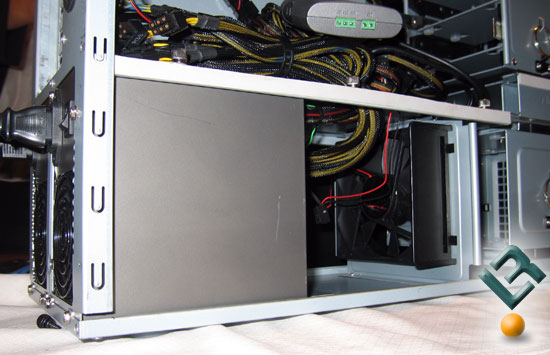 Antec P190 Dual Link Power Supplies