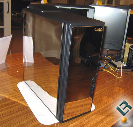 Antec Stainless Steel P182 ATX Case