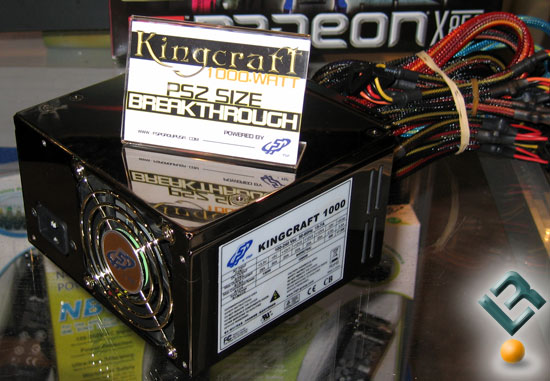 FSP KingCraft 1000W Power Supply