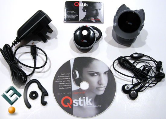 Qstik EVOQ Bluetooth DSP Headset Review
