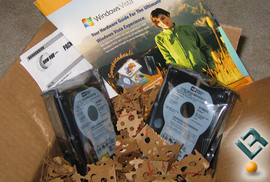 How To Install Windows Vista Ultimate - Hard Drives