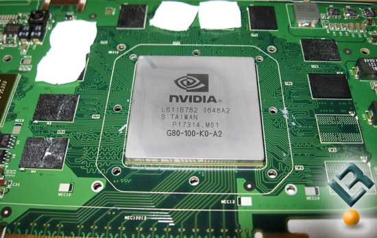 XFX 8800 GTS 320MB naked