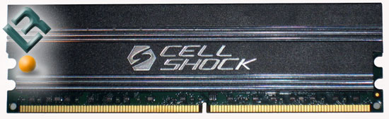 The Cell Shock DDR2 1000 Memory Kit