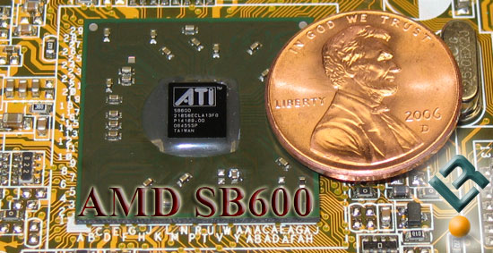 The SB600 chipset