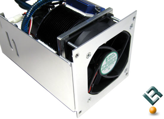 The Eliminator Side and 92mm Fan