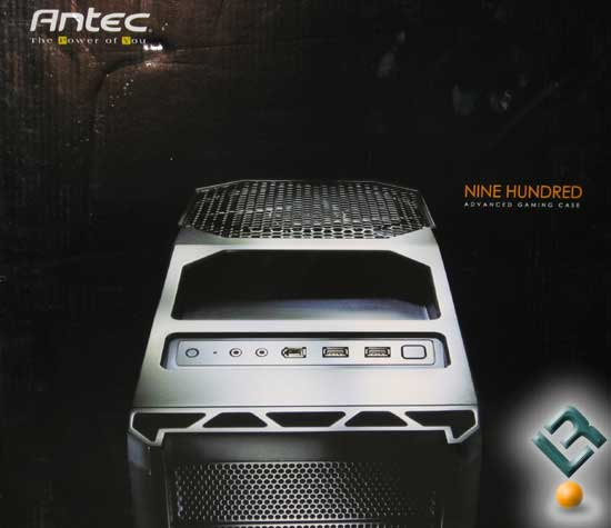 The Antec Nine Hundred – Ultimate Gamer Case