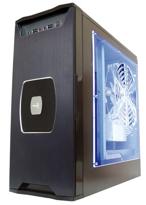 The Aerocool Zero Degree ATX Computer Case