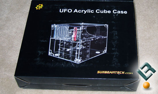 Sunbeam UFO Clear Acrylic Case Review