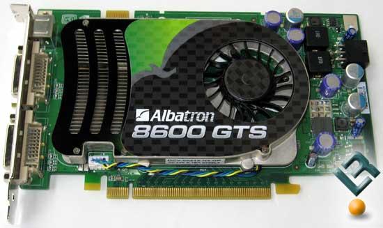 Albatron 8600 GTS