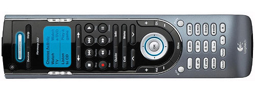 The Logitech Harmony 550, the Ultimate Universal Remote?