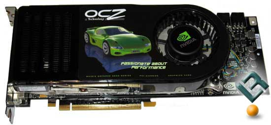 OCZ GeForce 8800 GTX