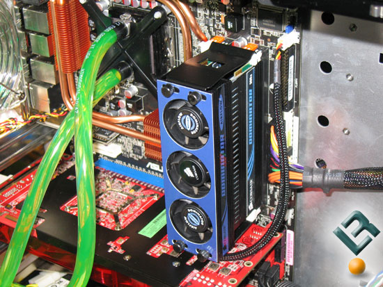 Corsair Memory Computex 2007 Test System