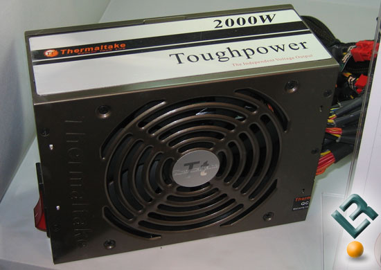 Thermaltake ToughPower 2000W PSU