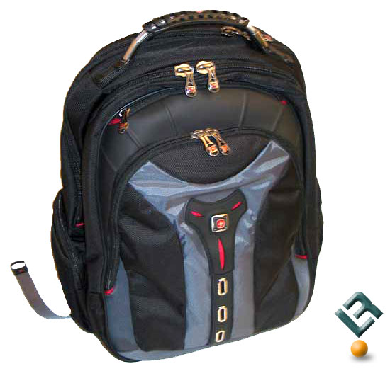Swiss Gear Pegasus Laptop Backpack by Wenger