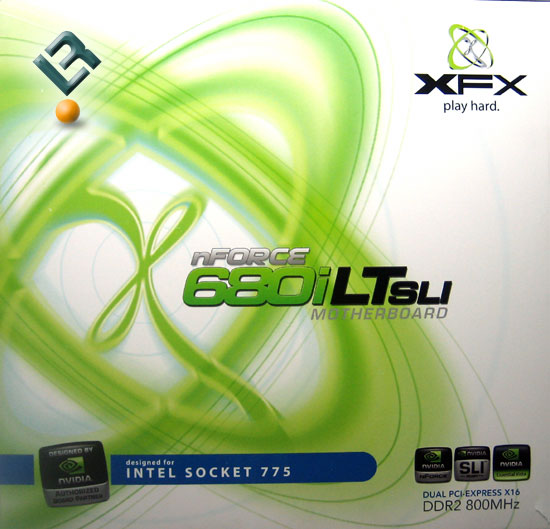 XFX 680i LT and 650i Ultra Motherboard Reviews