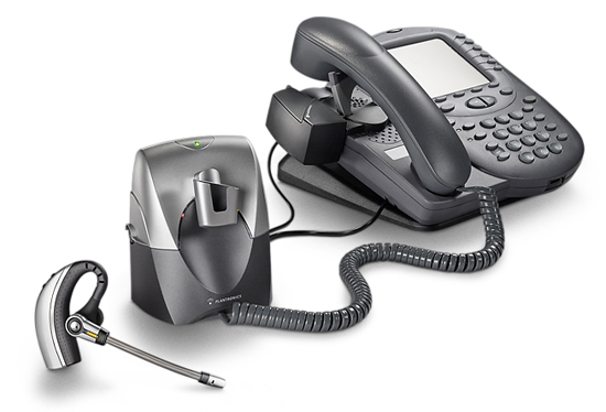 Plantronics CS70N Wireless Office Headset System