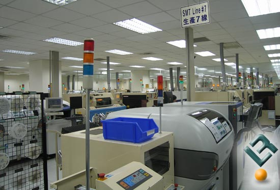 Kingston Technology Factory Tour Taiwan
