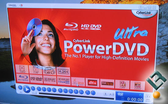 Xbob 360 HD-DVD Player Installation on Microsoft Windows Vista