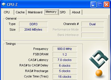 Corsair Memory DOMINATOR DDR3 Overclocking