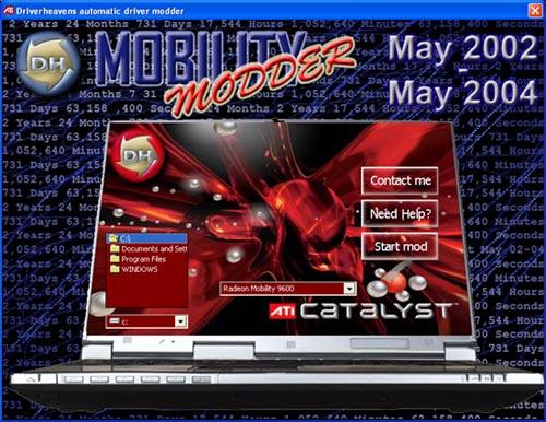 Mobility Modder
