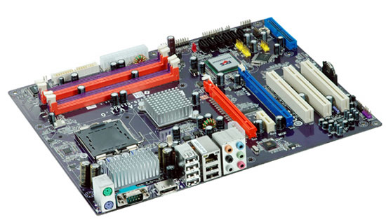ECS P35T-A Intel P35 Express Motherboard Review