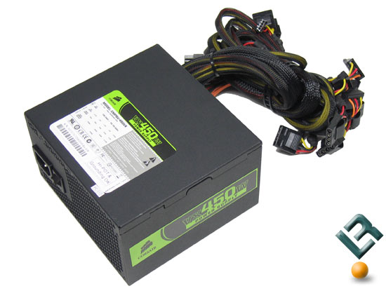 Corsair VX450W 450 Watt Power Supply