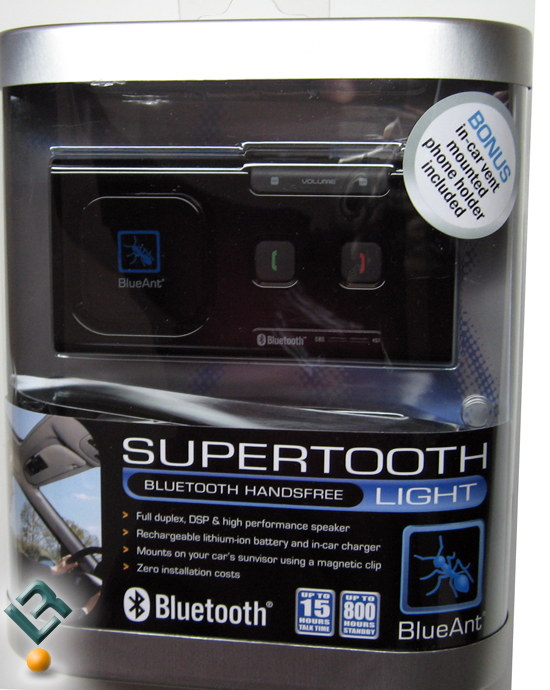 Supertooth Box