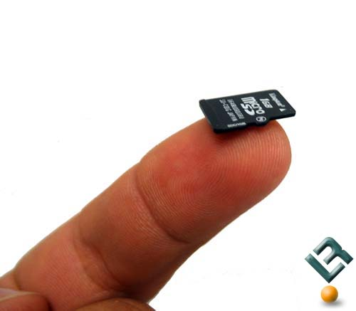 Kingston SDC/1GB-2ADP MicroSD Card Review