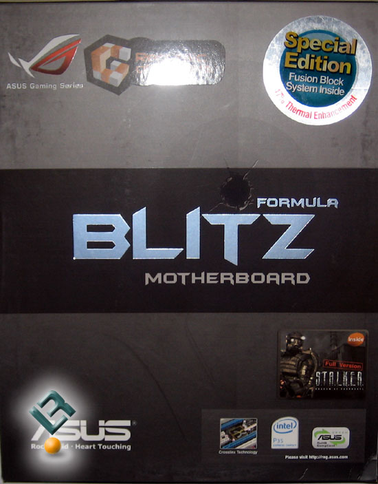 asus blitz formula review