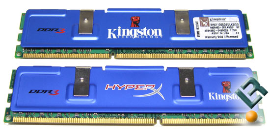 2GB Kingston ultra low-latency 1375MHz CL5 DDR3 Memory Review