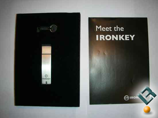 IronKey Package
