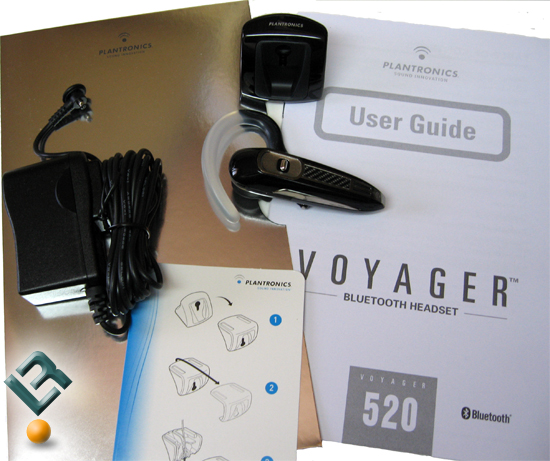Voyager 520 Box Contents