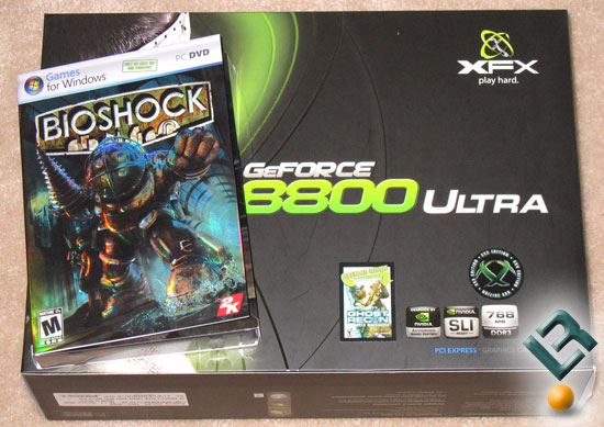 Bioshock and NVIDIA GeForce 8800 Ultra