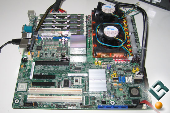 The Intel V8 Test System