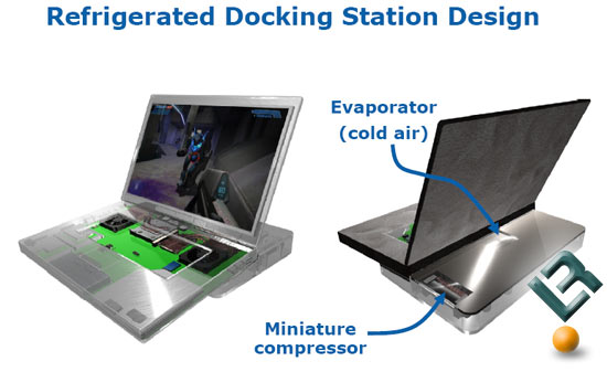 Idf Hot Gaming Notebooks Get Air Conditioning Legit