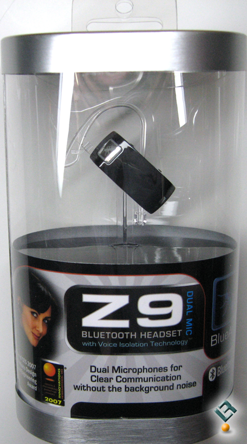 Blue Ant's Z9 in Box
