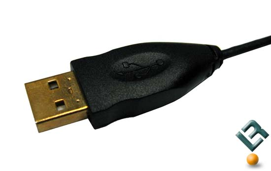 Razer Krait Gold plated USB plug